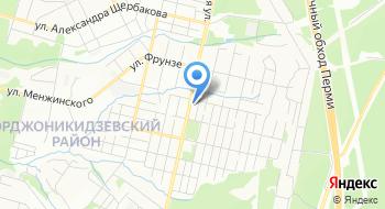 Интернет-магазин Avtozap159 на карте