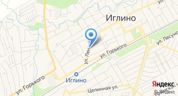 Редакция газеты Шатлык.ru на карте
