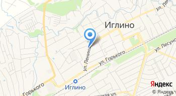 Агентство недвижимости Кадастровое бюро на карте