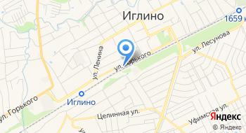 Окна ГОСТ, ИП Мирзаев Г. В. на карте