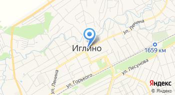 ФНС, Территориально обособленное рабочее место по Иглинскому району на карте