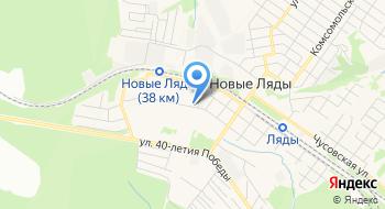 Интернет-магазин kira-beauty.ru на карте