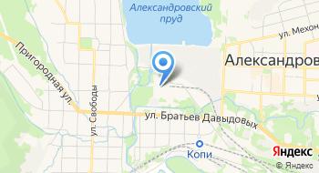 Сбербанк России, банкомат на карте