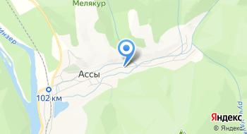 МедАссы на карте