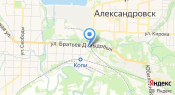 Отделение МВД России по Александровскому району на карте