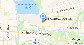 Роспромбанк, банкомат на карте