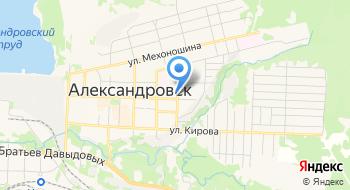 Александровская Центральная Городская Больница Женская Консультация на карте