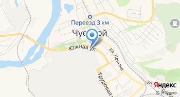Бильярд+Боулинг Каспий на карте