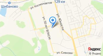 Газпромбанк, дополнительный офис 032/1005 на карте