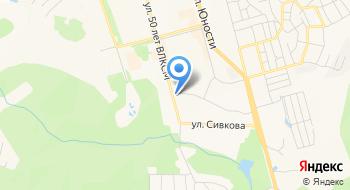Такман на карте