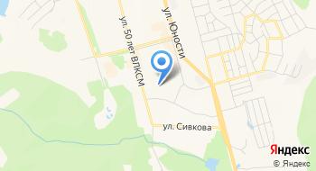 Администрация Чусовского края на карте