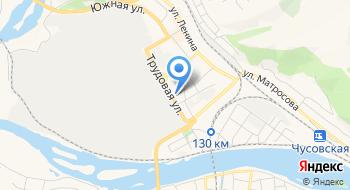ОГИБДД МО МВД России Чусовской на карте