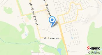 Отделение почтовой связи Чусовой 618204 на карте