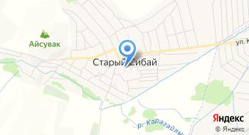 Юлдаш, ЗДСОЛ на карте