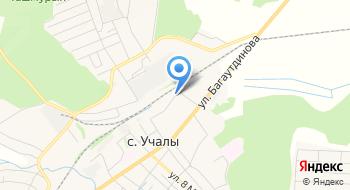 Башкирский экономико-юридический техникум на карте