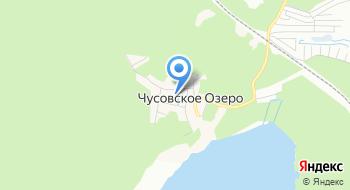 Областной специализированный центр медицинской реабилитации Озеро Чусовское на карте