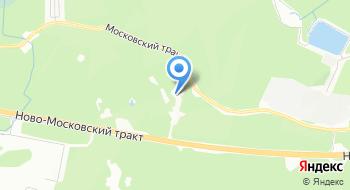 Учебно-спортивная база Динамо на карте