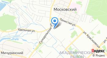 Магазин Привоз-строй на карте