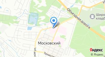 5-й Военный клинический госпиталь войск национальной гвардии РФ на карте