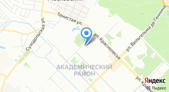 Центр обработки таможенной информации на карте