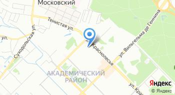 Интернет-магазин Кокос на карте