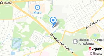 Motoshape.pro на карте