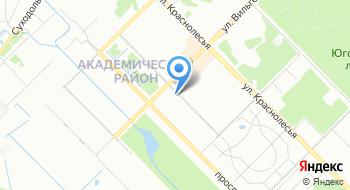 Mary Kay Екатеринбург на карте