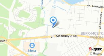 Тепломаркет на карте