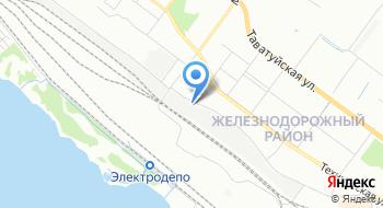 Урал Природ Камень на карте
