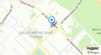 Интернет-магазин Akapuz.ru на карте