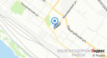 Уральская Клининговая компания Чисто-Тут на карте