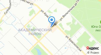 Агентство переводов Транслит, офис Академический на карте
