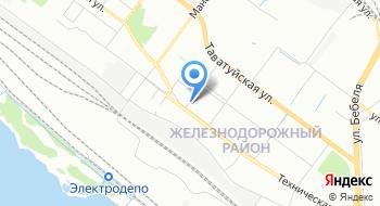 Твердые Бытовые Отходы Урал Сибирь на карте