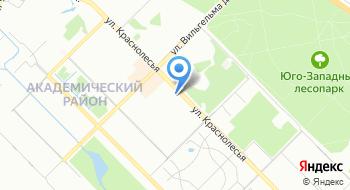 Перманентный макияж и татуаж в Екатеринбурге на карте
