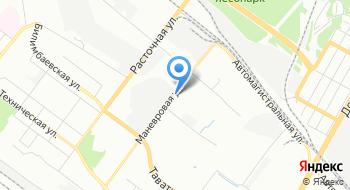 Центр по тонировке и ремонту автостекла на карте