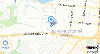 ЖСК Лимонитовый на карте