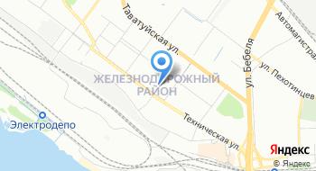 УралСантех на карте