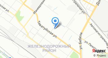 Компания IT-status на карте