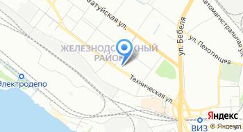 Муж на час Екатеринбург на карте