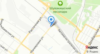 Уралстинол Био на карте