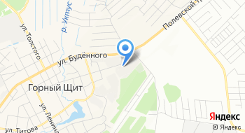 Свердловский лесхоз на карте