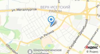 МТ-Лаб на карте