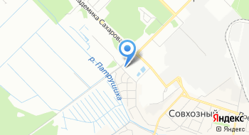 АСК-Урал на карте