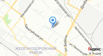 Егорка на карте