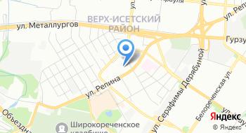 Коллекция приключений - Урал на карте