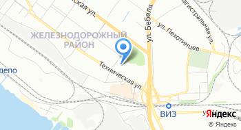 Нано-маркет на карте