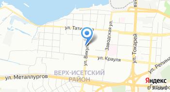 СРОО Народная инспекция труда на карте