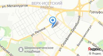 ПромТехПроект на карте