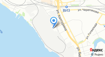 Фабрика постформинга Азанка на карте