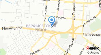 ДСК-Урал на карте